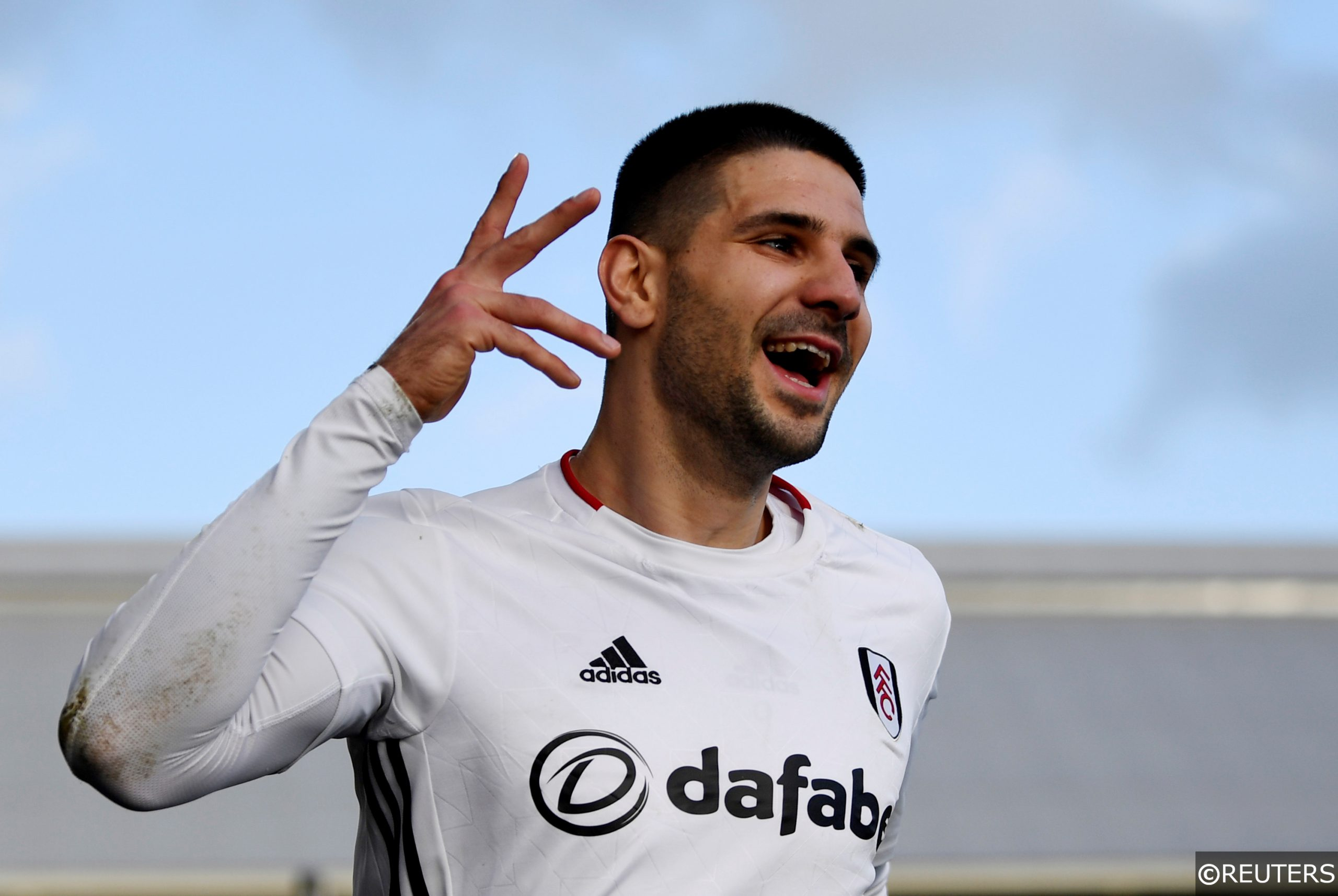 Aleksandar Mitrovic Fulham