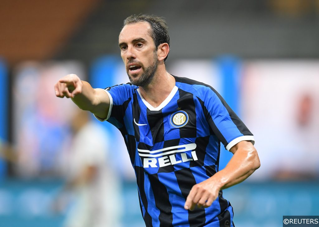 Diego Godin Inter Milan