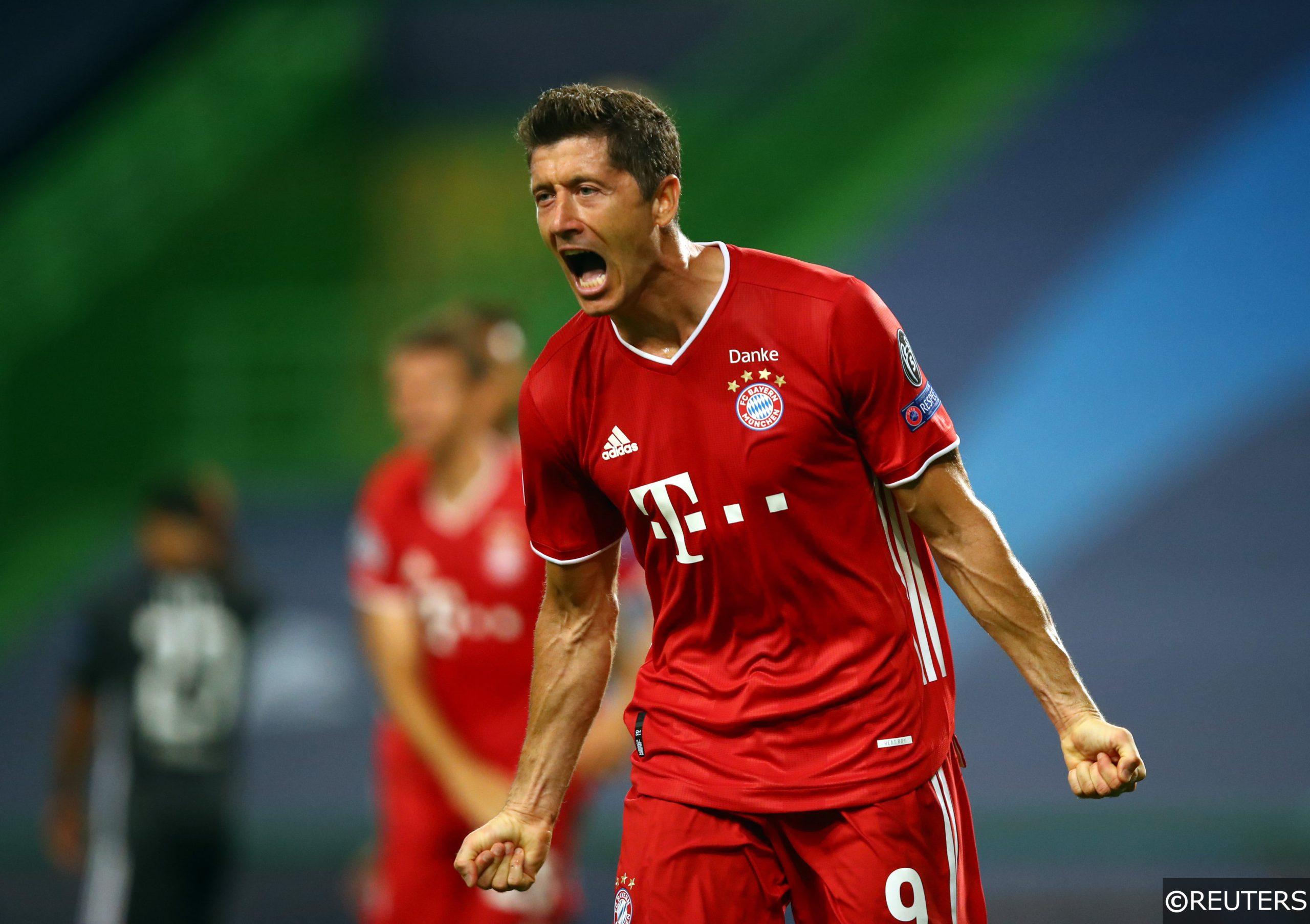 Robert Lewandowki Bayern-min