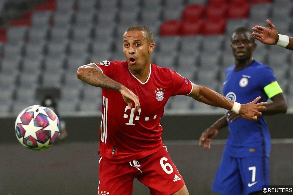 Thiago Bayern Munich