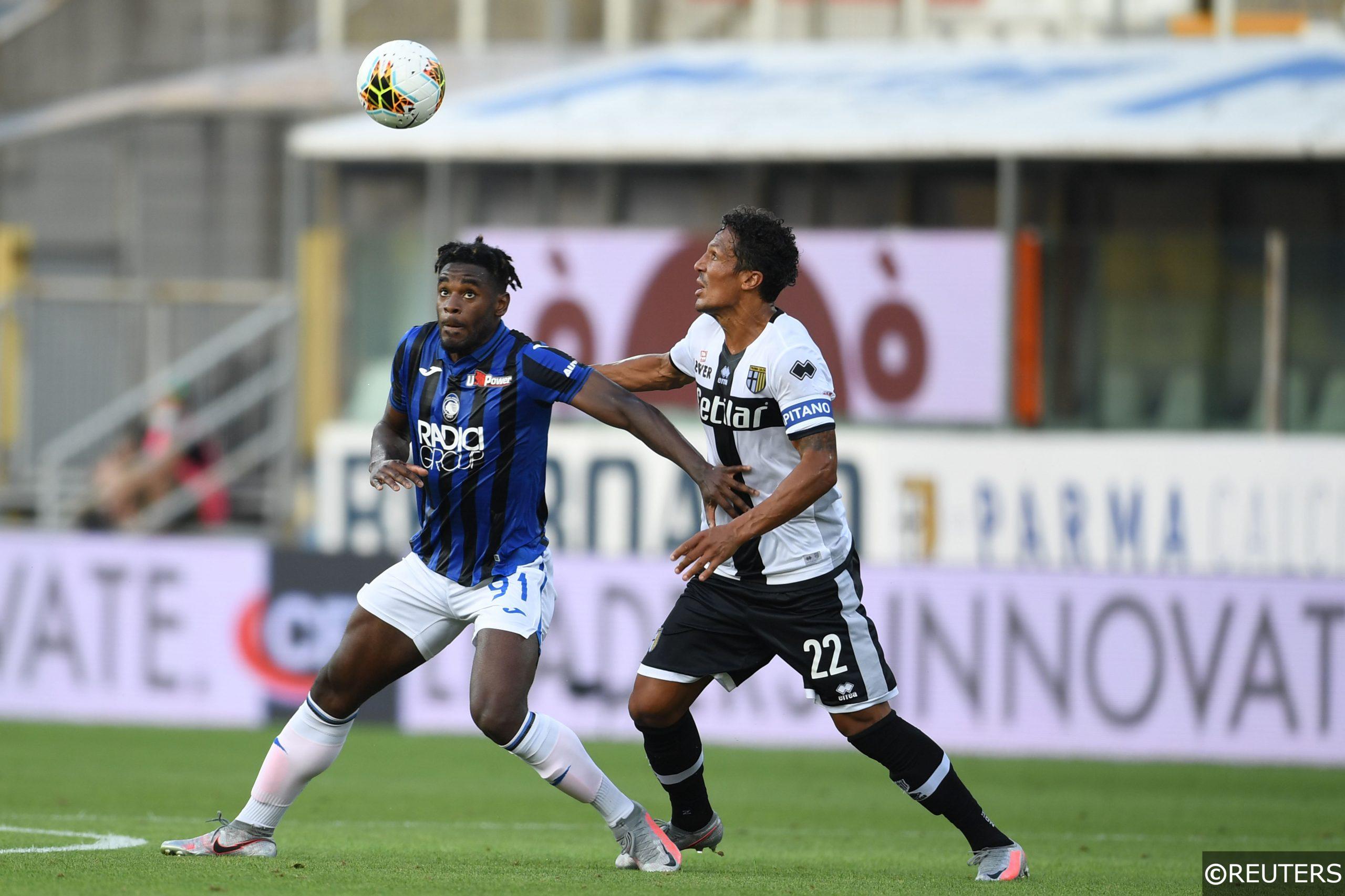 Atalanta Udinese Zapata
