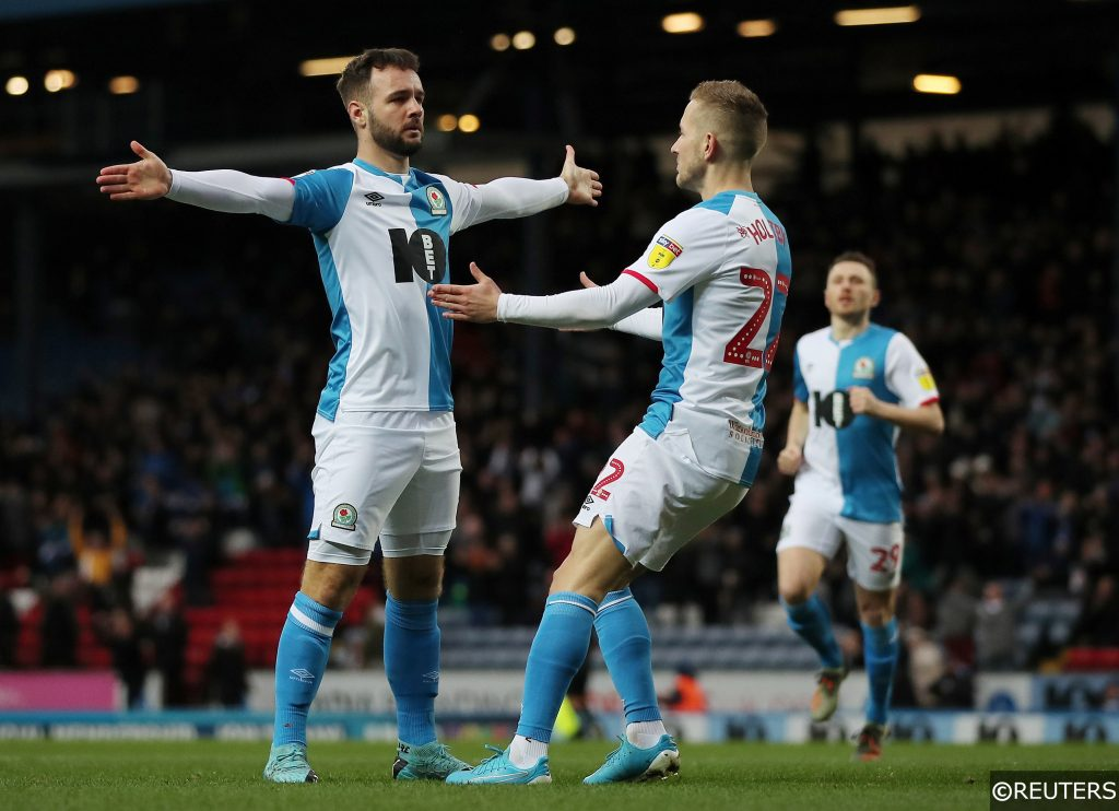 Adam Armstrong Blackburn