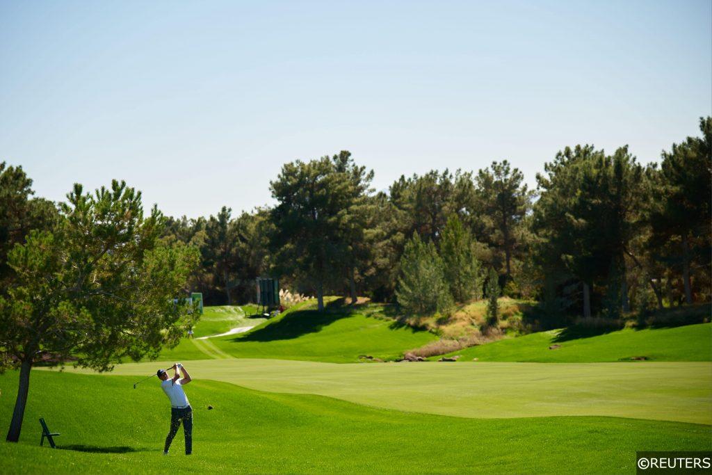 Jordan Speith Golf