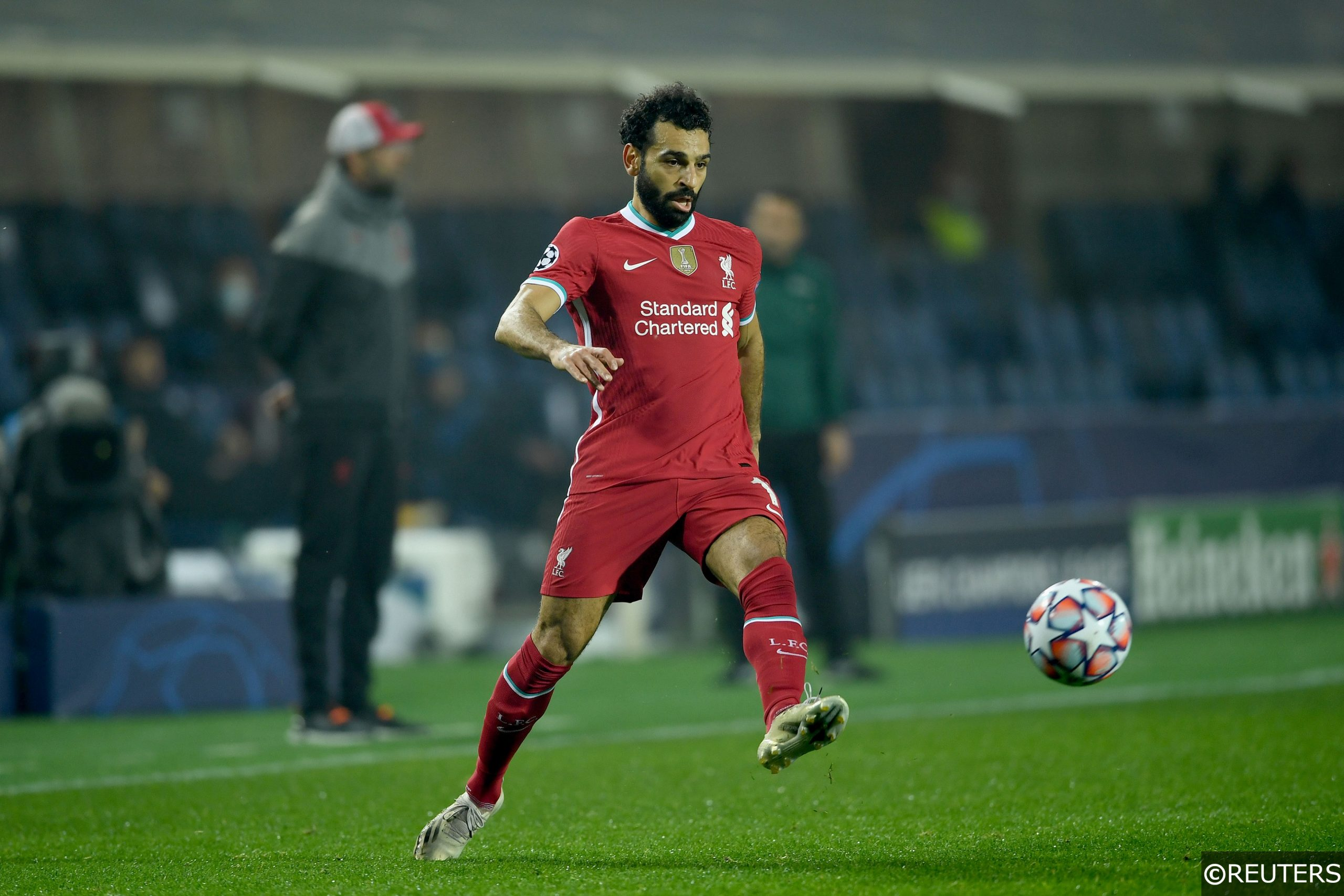 Liverpool Mohamed Salah Champions League