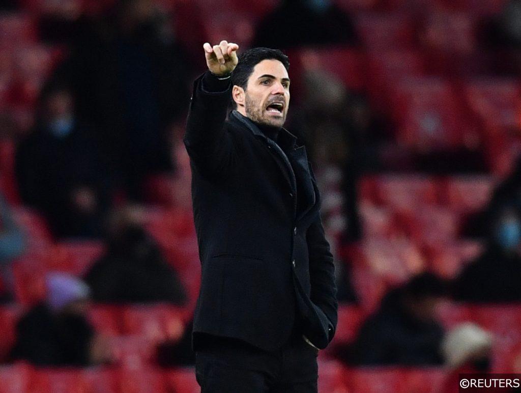 Mikel Arteta Arsenal manager