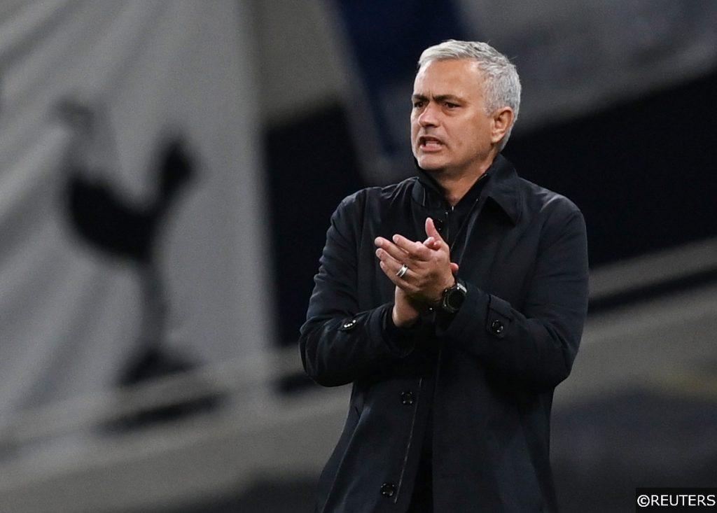 COMPLIANT - Jose Mourinho Tottenham Europa League