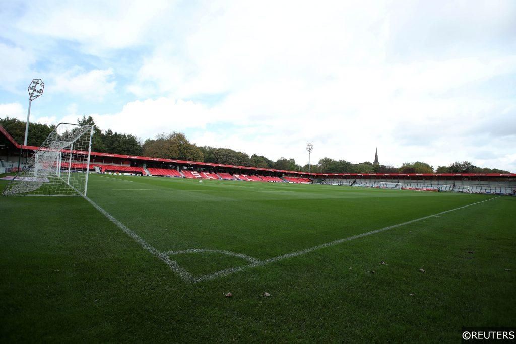 COMPLIANT - Peninsula Stadium Salford City