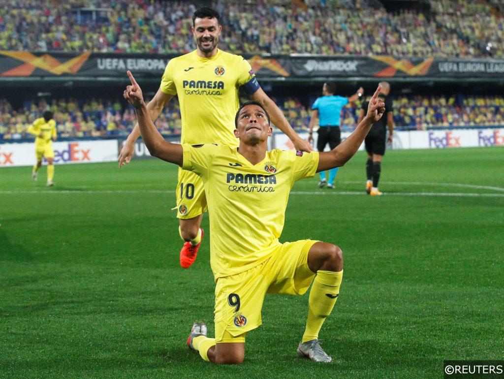 COMPLIANT - Carlos Bacca Villarreal Europa League