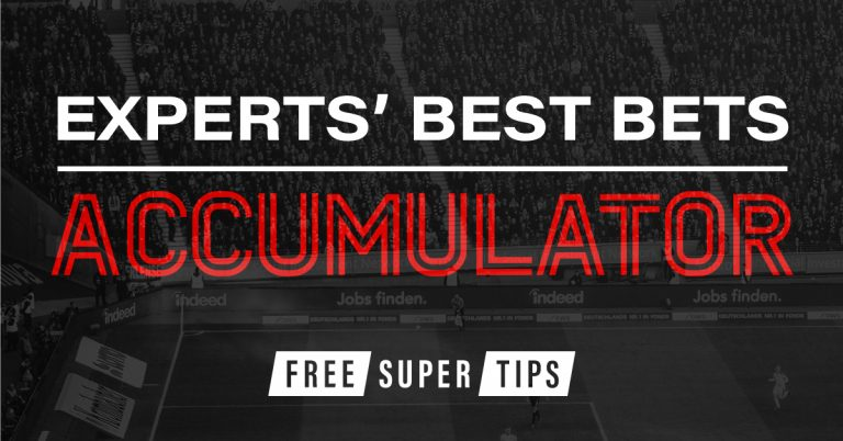 Experts' Best Bets for Sunday with 49/1 acca